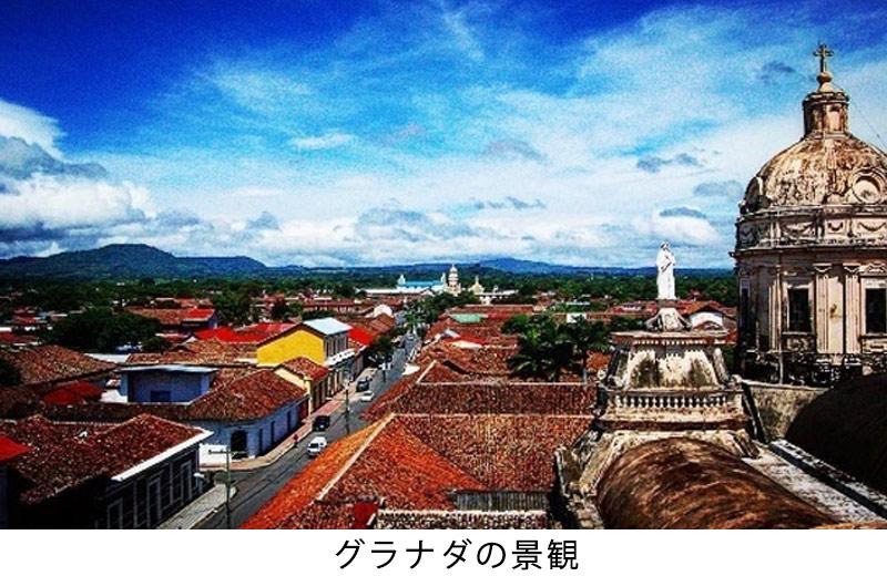 ニカラグアの都市の一覧